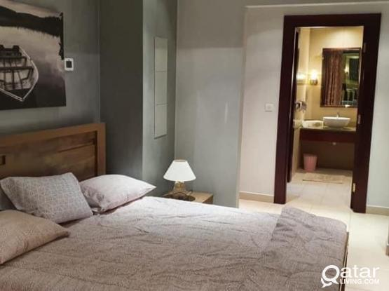 Hot offer : Luxury Furnished 1 Bhk @ Pearl