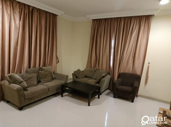 Fully Furnished Apartment for rent in ain Khalid near Safari Hypermarket
