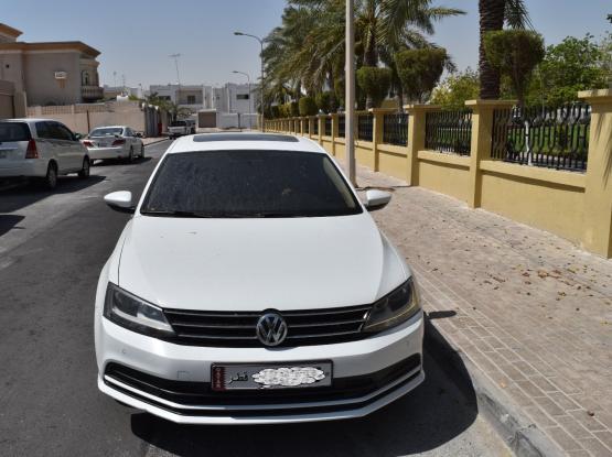 Volkswagen Jetta SEL 2016