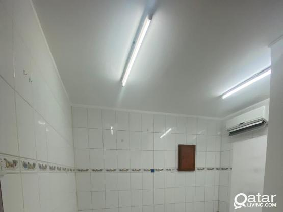 Affordable Stylish 1 BHK Unfurnished Apartment Available For Rent In Duhail