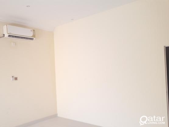 2 bedroom big hall kitchen bathroom include electric and water 2700 qr