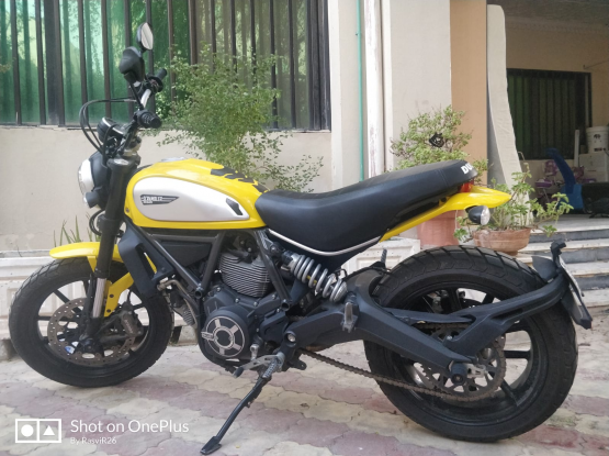 Ducati 1098 R 2015