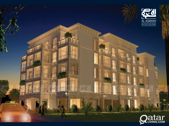 New Luxurious FF 1-BDR Apartment in Fox Hills, Lusail