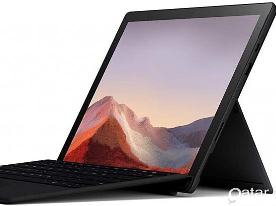 Microsoft Surface Pro 7 Intel Core i7 /16GB RAM/256GB SSD/12.3inch touch display/Black