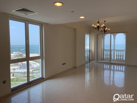 Beautiful 1 Bedroom with Amazing View in Pearl