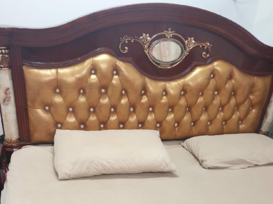 Full King Size Bed Set