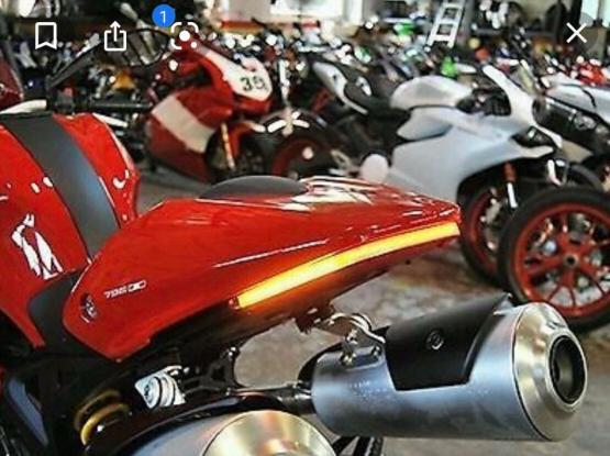 Ducati Monseter 696 2013