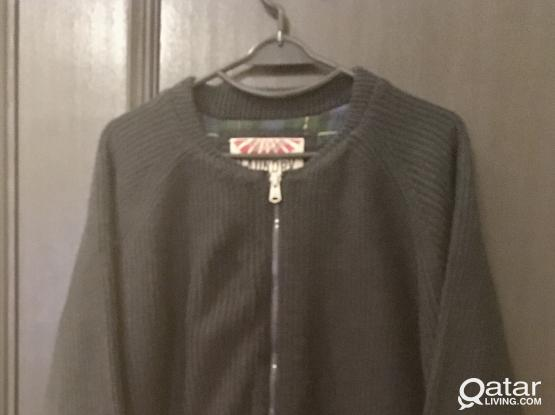 Men Jacket/Cardigan (Large size)