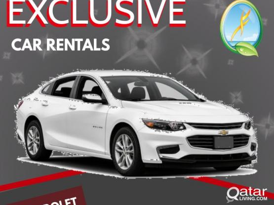 Exclusive Offer for Chevrolet Malibu