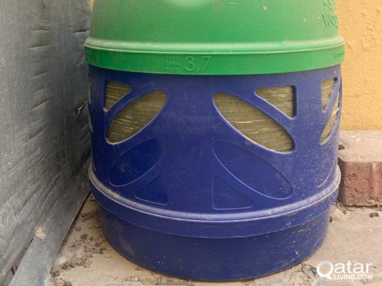 2 Woqood gas for sale