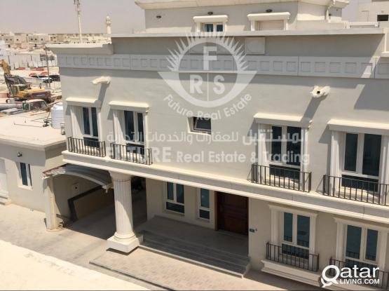 Two villas for rent in el khissa for staff company