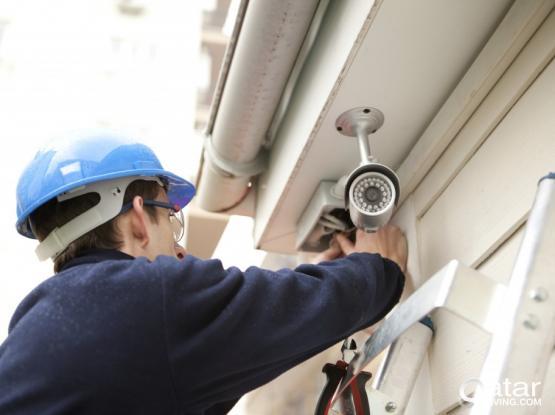 55942121 CCTV Camera installation & maintenance