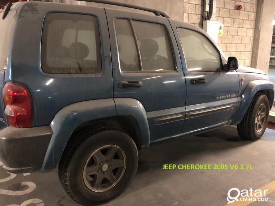 Jeep Cherokee 2004 V6 Parts
