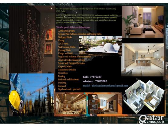 Freelance interior CAD Draftman
