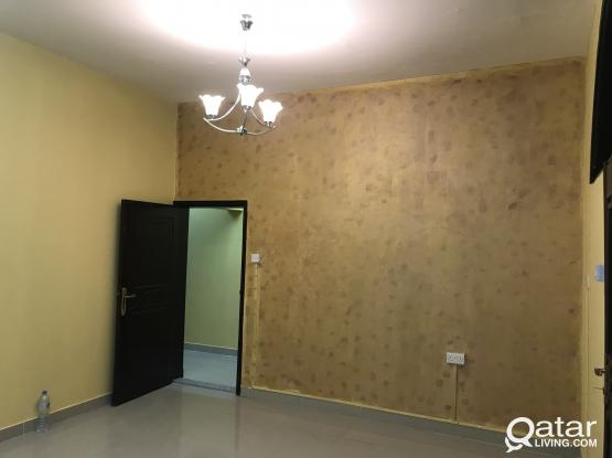 1 BIg bedroom,+ full bath+ kitchen -AVAILABLE Qr.2200 ONLY Old Airport Near  Shoprite Walkable distance to Metro Station