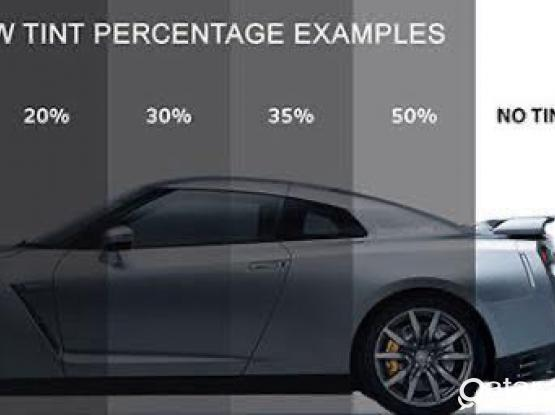 All Type Of Car Tinting