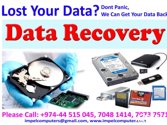 Data Recovery Service in Doha, Qatar