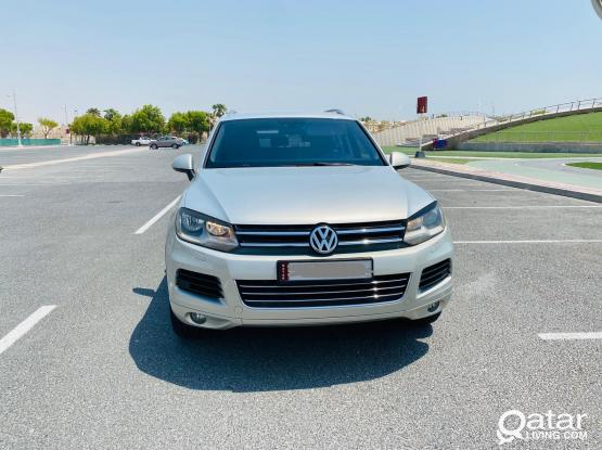 Volkswagen Touareg Standard 2014