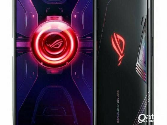 Asus ROG Phone 3- 5G 512GB 16GB RAM - GLOBAL VERSION SEALED