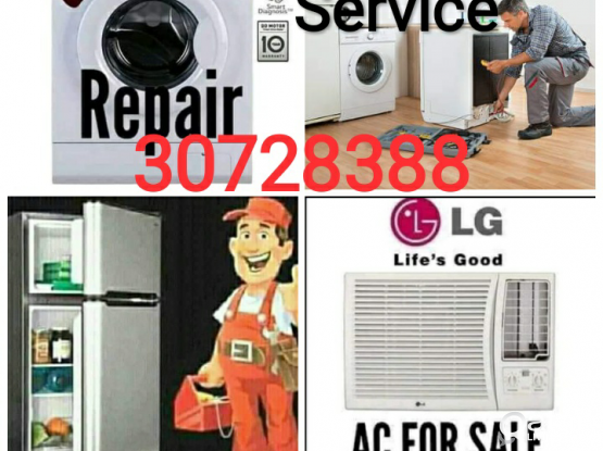 WASHING MACHINE AND FRIDGE REPAIR CALL ME  30728388,