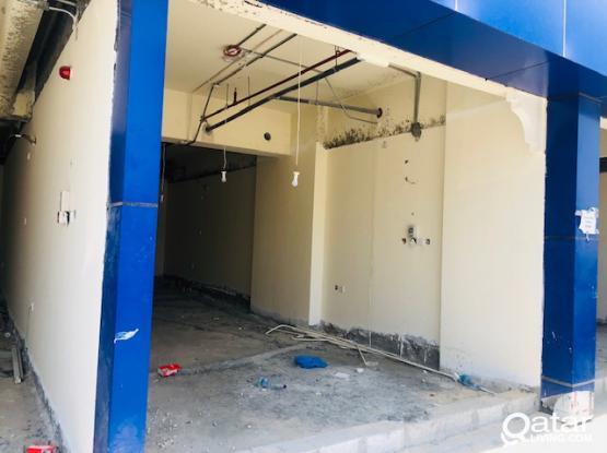 BRAND NEW SHOPS AVAILBALE IN MUSHERIB