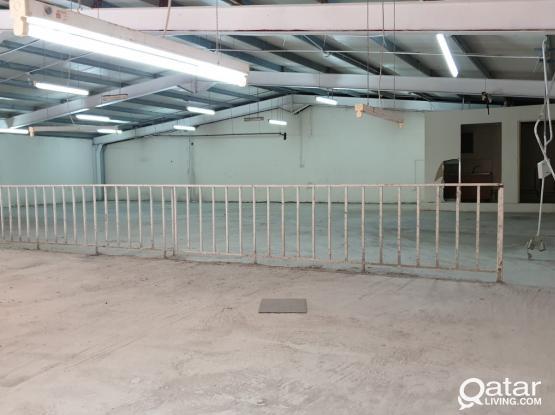 750 SQM Warehouse with Mezzanine (Food etc etc)