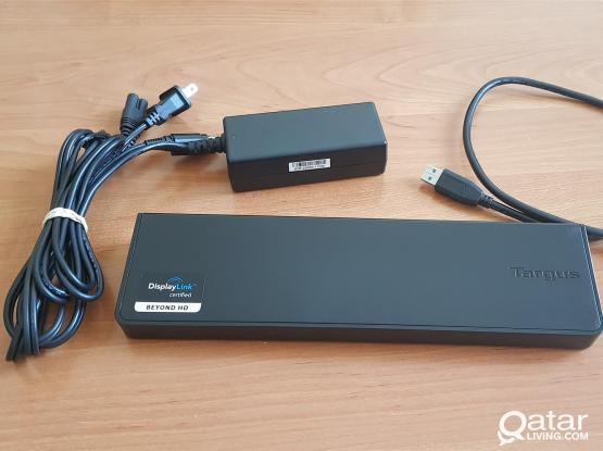 Targus USB 3.0 Universal Dock Station