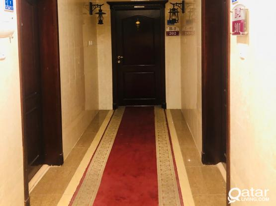 FULLY FURNISHED 1 BHK AVAILABLE IN OLD SALATA