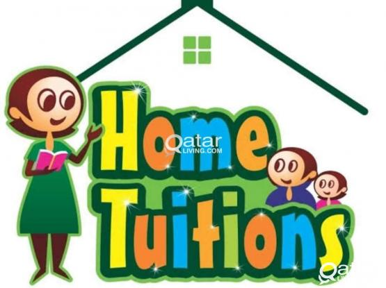 Tuitions from Grade 2 to Grade 5 ;6