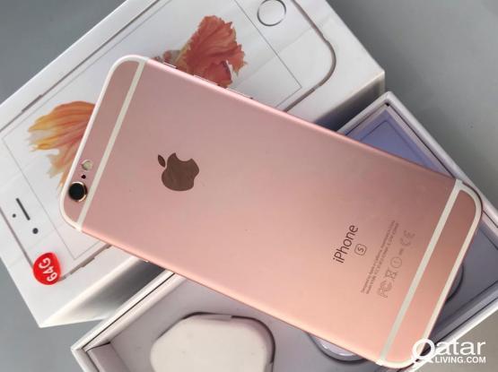 I Phone 6S 64 Gb Rose Gold
