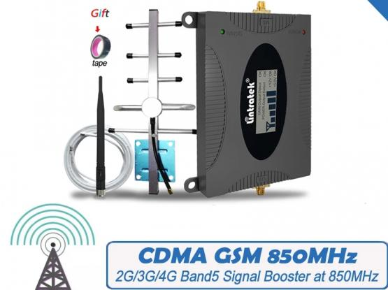 Signal Booster For Mobile Phone Network.