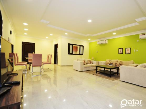 2-bed furnished apartment in Al Thumama (Ref No. AP2610)
