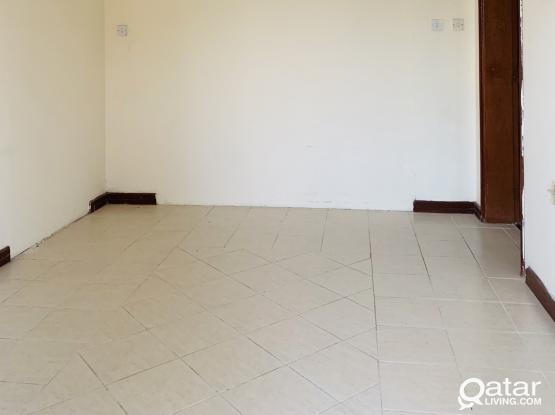 Ready to occupy spacious 2bhk villa apartments available in al thumama (1st Floor balcony potion)