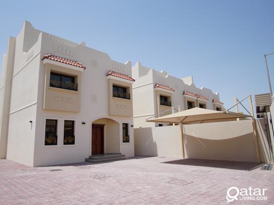 brand new! 5 bedroom villas for rent in Wakra-Al Jabal