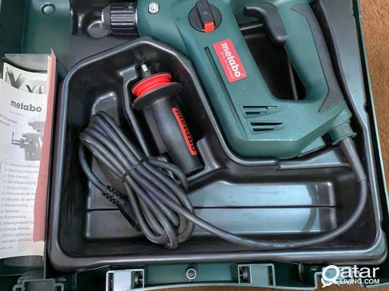 Metabo BHE 20 Compact Rotary Hammer Germany