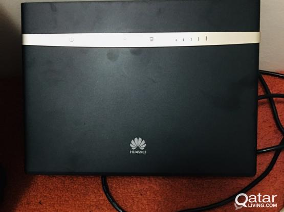 New Huawei modem with SIM SLOT available