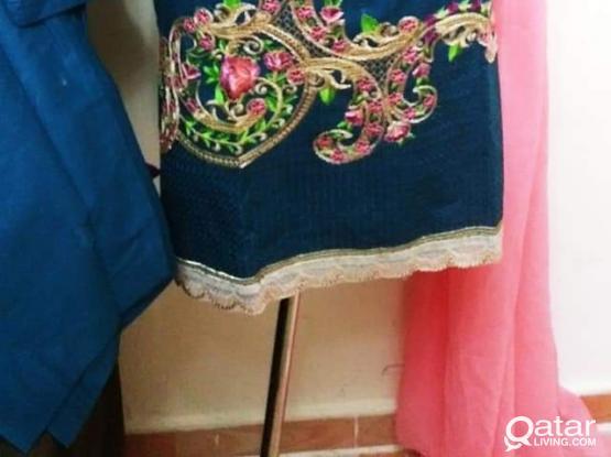 Pakistani  ready-made  dresses