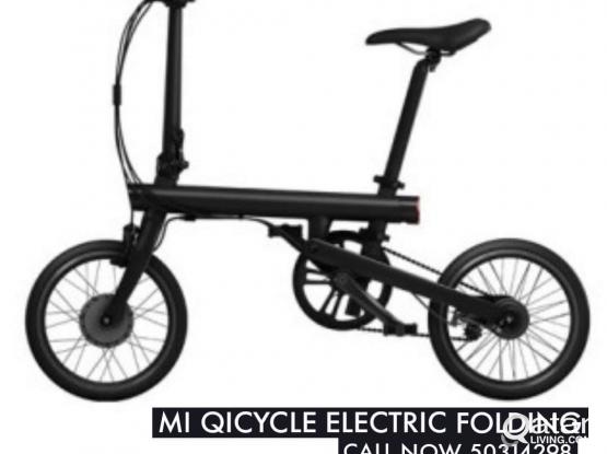 Mi Qi-cycle Electric Folding