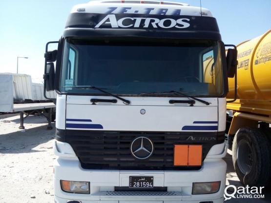 Mercedes Actros 2004