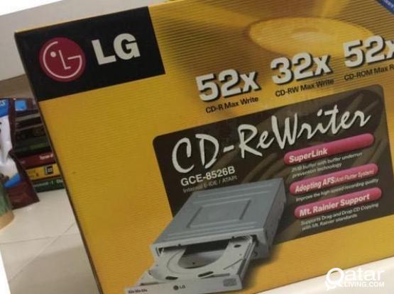 CD- Rewriter New
