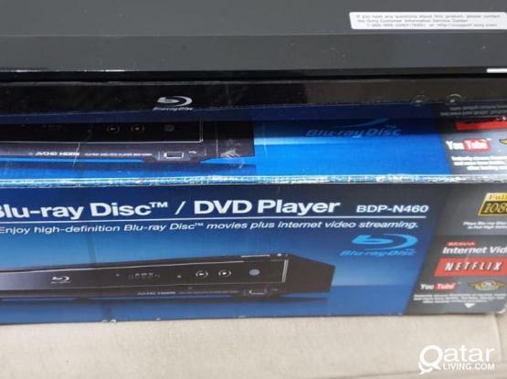 Sony Blu-ray Disc DVD PLAYER
