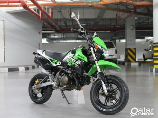 Kawasaki KSR 110 2013