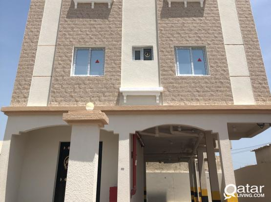7 nos of brand new 2 BHK apartment available alkhor looking for executive staff
