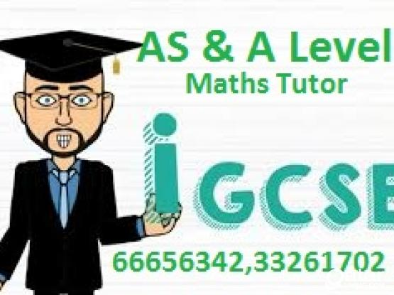 Maths-Science class(British curriculum)-AS-A Level-Edexcel-IGCSE-online & at your home