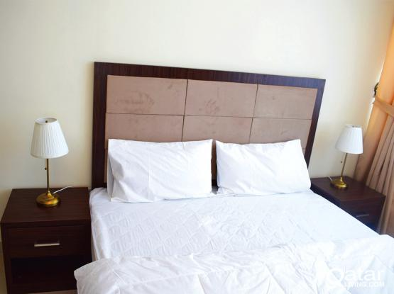 CHEAPEST FURNISHED 2 BED SUITE IN WESTBAY (1 MONTH FREE)