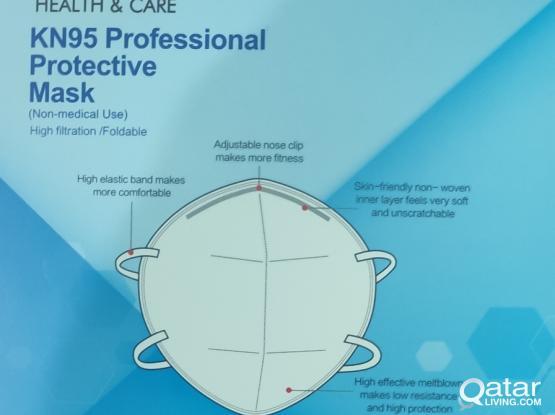 KN95 Masks  (Civil Grade)