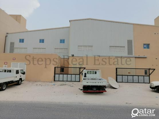 Huge Brand New Warehouse approved in St 24