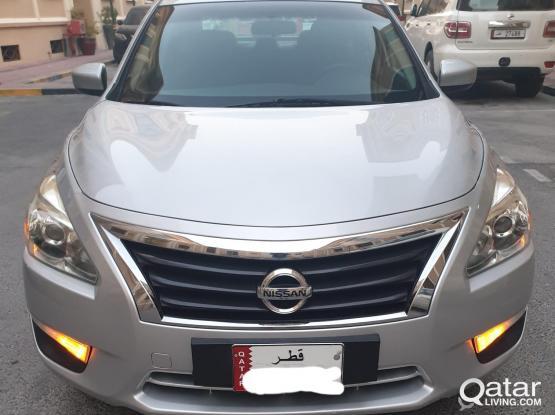 Nissan Altima Standard 2015