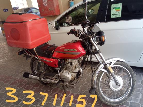 Honda Bikes CGL 125 2015