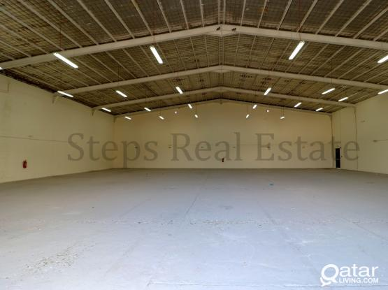 650SQM+700SQm Warehouse In Industrial Area